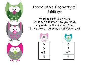 math worksheet : 1000 images about math associative property on pinterest  : Associative Property Of Addition Worksheets First Grade