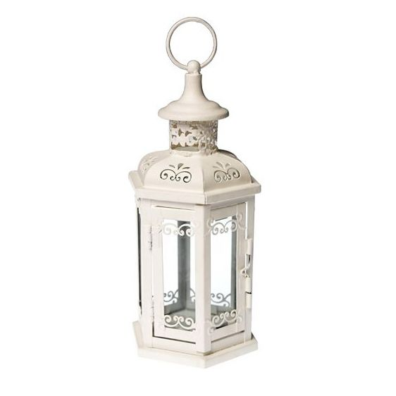 Cream glass sided gazebo garden lantern with hanging ring. Use with a t-light only. Material: Metal Glass http://gazebokings.com/luxury-metal-framed-garden-party-gazebos/