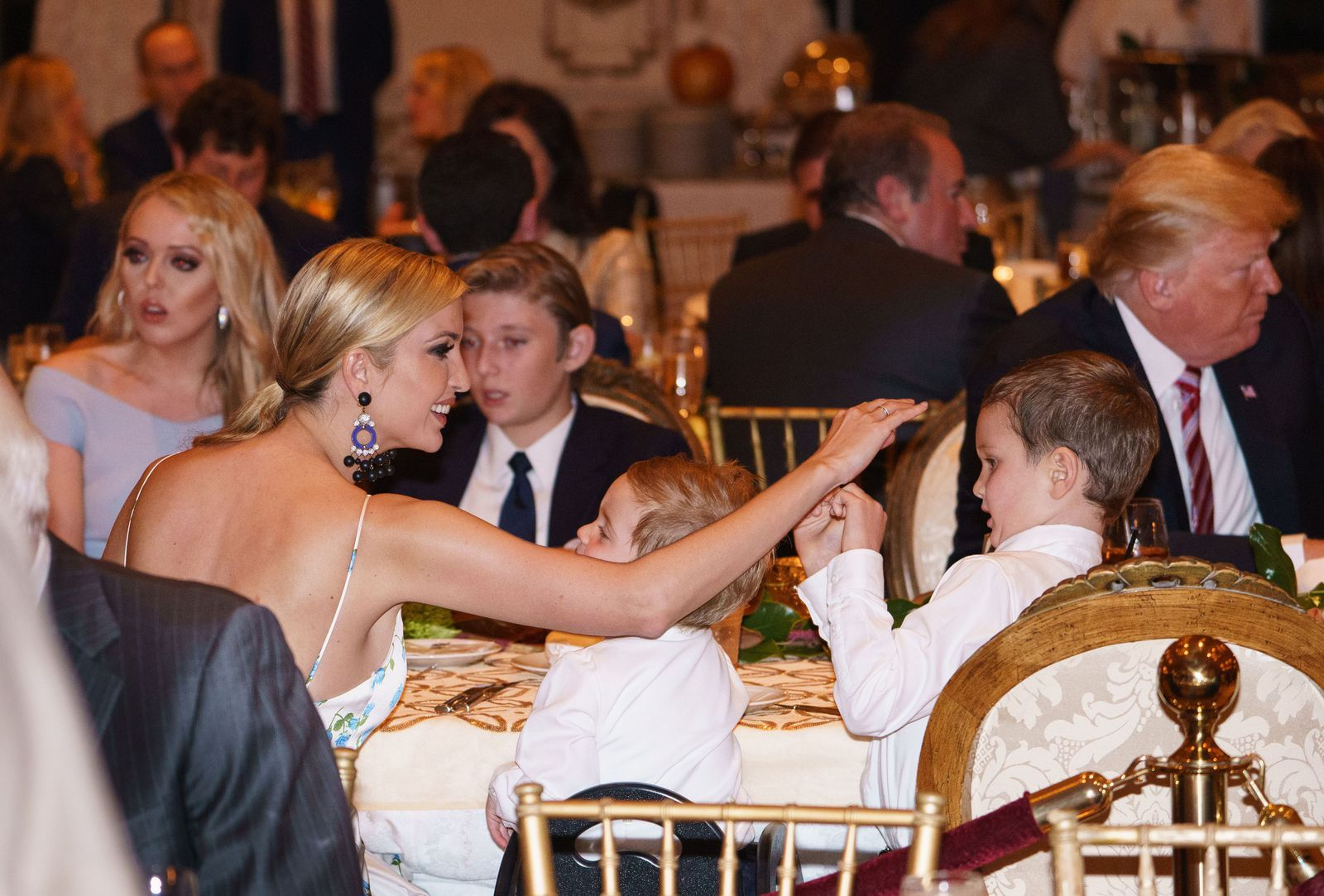 Everything You Need To Know About Barron Trump Young Trump Trump Shirts Trump Hat