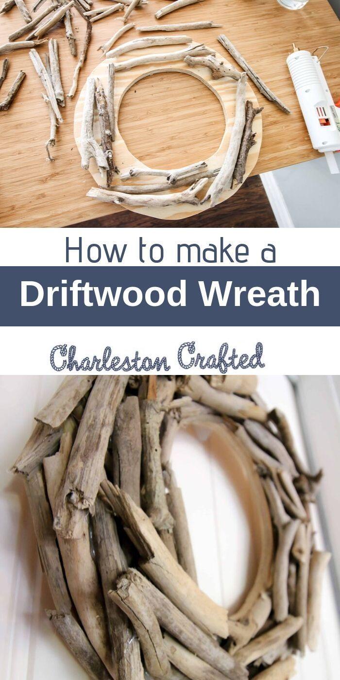 Photo of DIY Driftwood Wreath