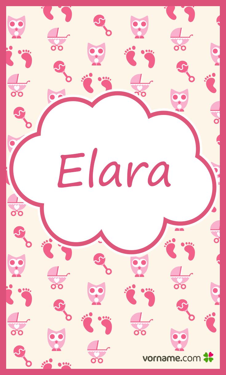 Vorname Elara Herkunft Bedeutung Namenstag Seltene