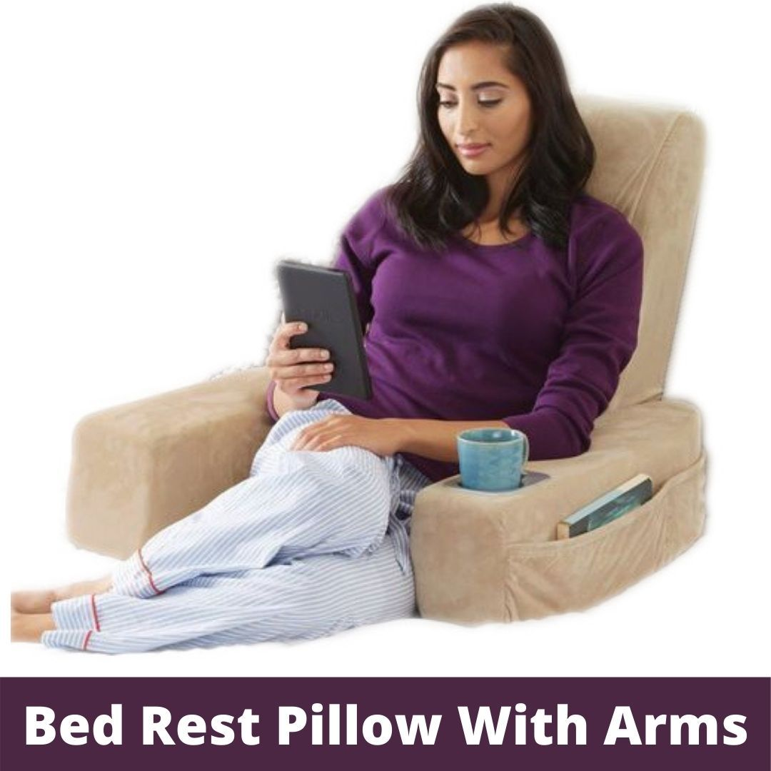 bed rest pillow bed rest reading pillow