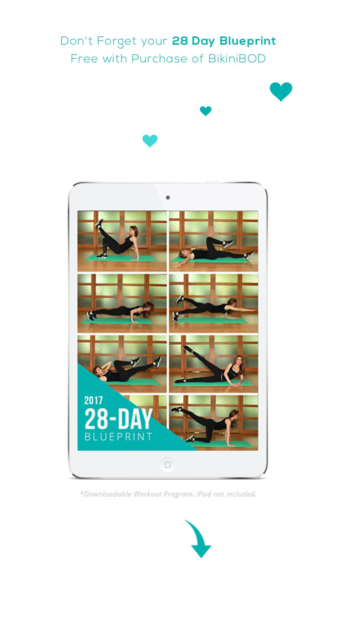 28 day blueprint now available free with purchase of bikinibod workout 28 day blueprint now available free with purchase of bikinibod christie cash ifbb bikini pro malvernweather Gallery