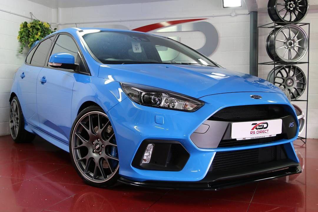 Ford Focus Rs Mk3 2016 9k Miles Lux Pack Sync2 20 Bbs Chr Alloys Triple R Splitter Ford Warranty 2019 31499
