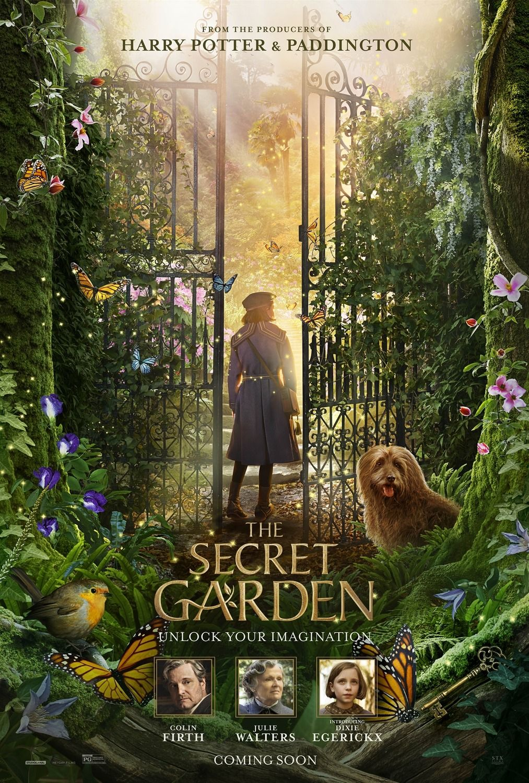 Pin by CK on Hollywood Cinema in 2020 Secret garden