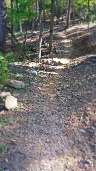 Iron Mountain Trails DeGray Lake Arkansas TRAILS Pinterest