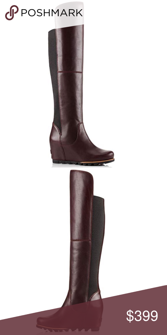 the sale of shoes outlet for sale huge inventory Sorel Fiona over the knee lux boot Description Striking Sorel over ...