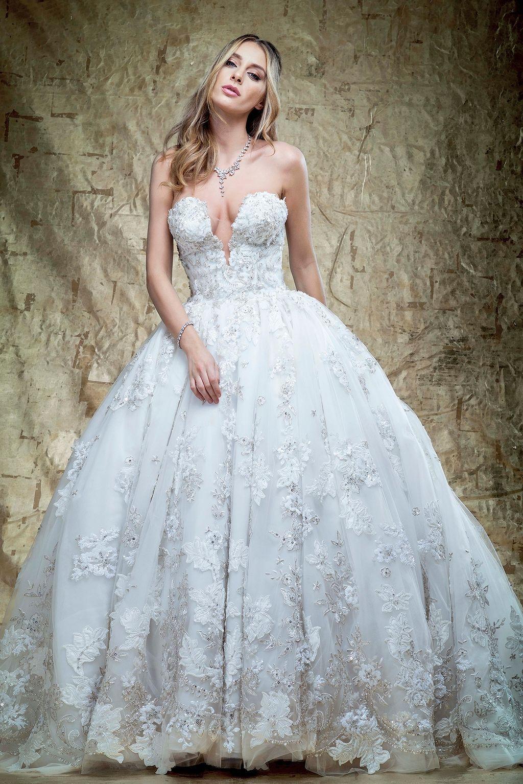64 Princess Style Ball Gown Wedding Dress Inspiration | Princess ...