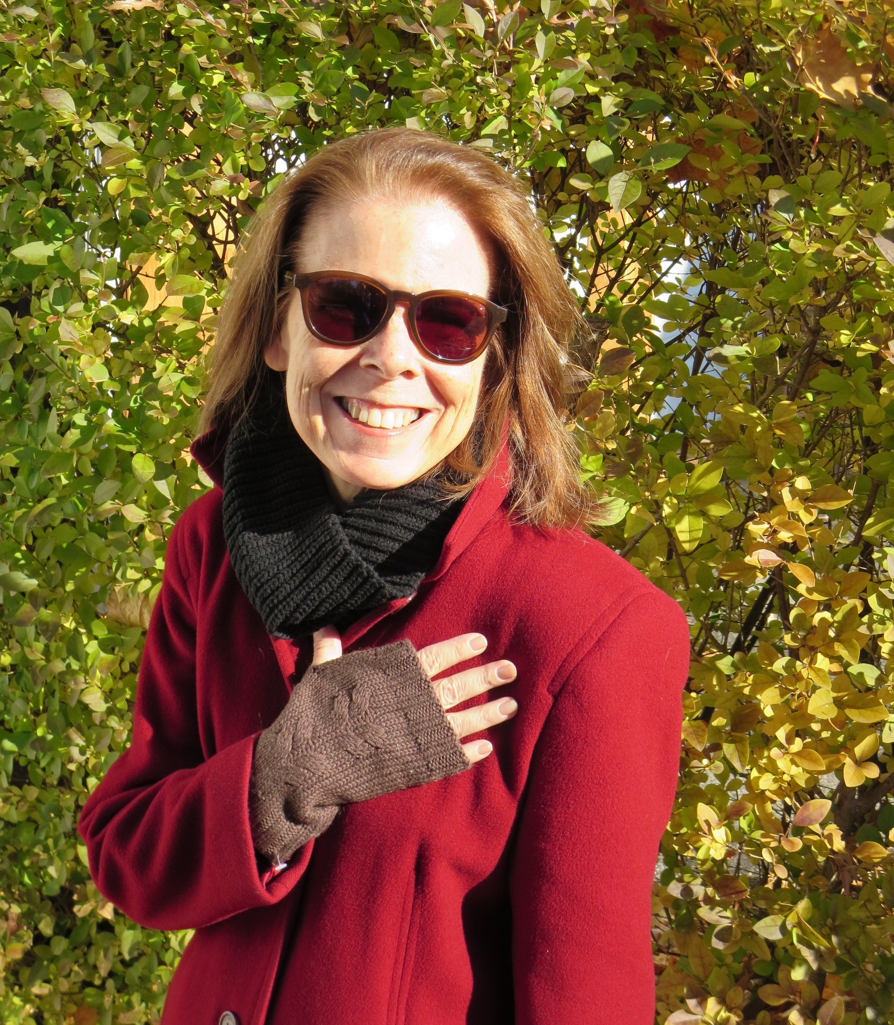 #ad: #warminWinterSilk Glovelette