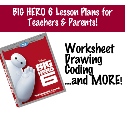 Big hero 6 lesson plans for teachers show dvd lessons drawing big hero 6 lesson plans for teachers show dvd lessons fandeluxe Image collections