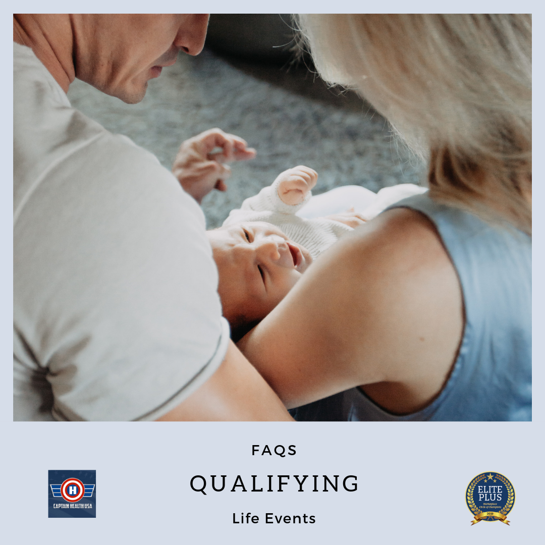 Qualifying Life Event Faqs How Long Is The Special Enrollment