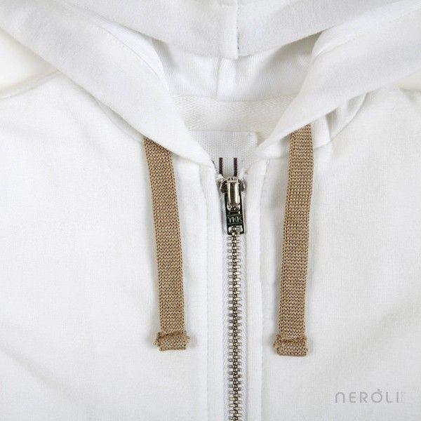 8410ff40949 Sudadera capucha cremallera de Douuod.  baby  cloth  fashion   NeroliByNagore  SS14  douuod