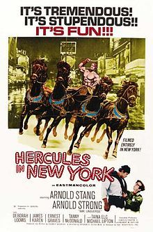 Download Hercules in New York Full-Movie Free