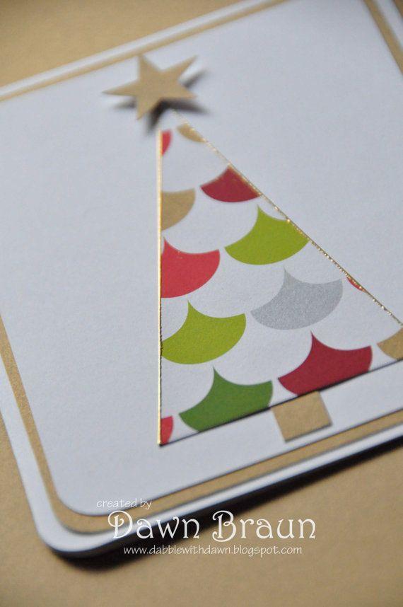 Handmade Christmas Cards. | Christmas cards | Pinterest ...