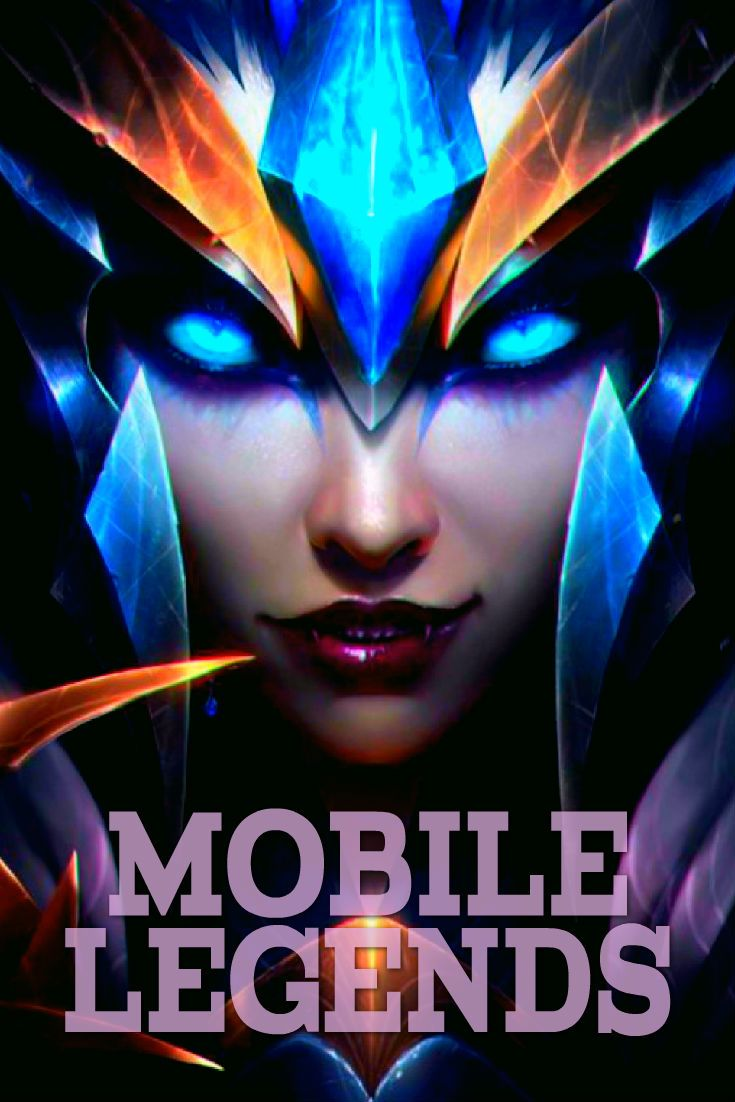Hd wallpaper mobile legends - I Love Playing Game On Mobile