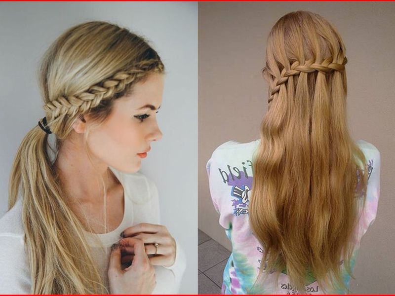 Celebrity Hairstyles For Teenage Girls 2018 Best Kids Hairstyle Teenage Girl Hairstyles Teenage Hairstyles Braided Hairstyles For Teens