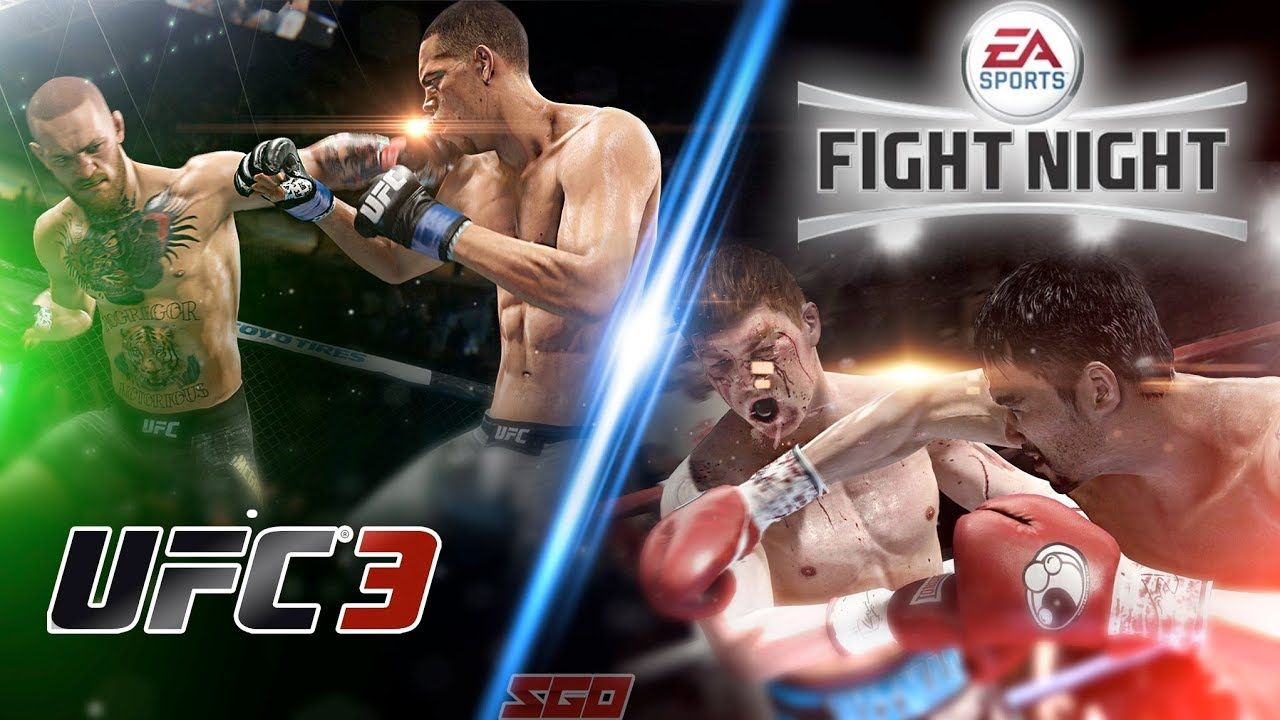 Top 3 features ufc needs from fight night ea sports ufc