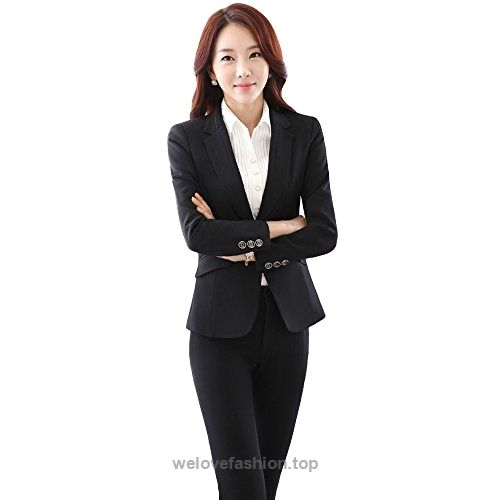 Womens business professional blazer