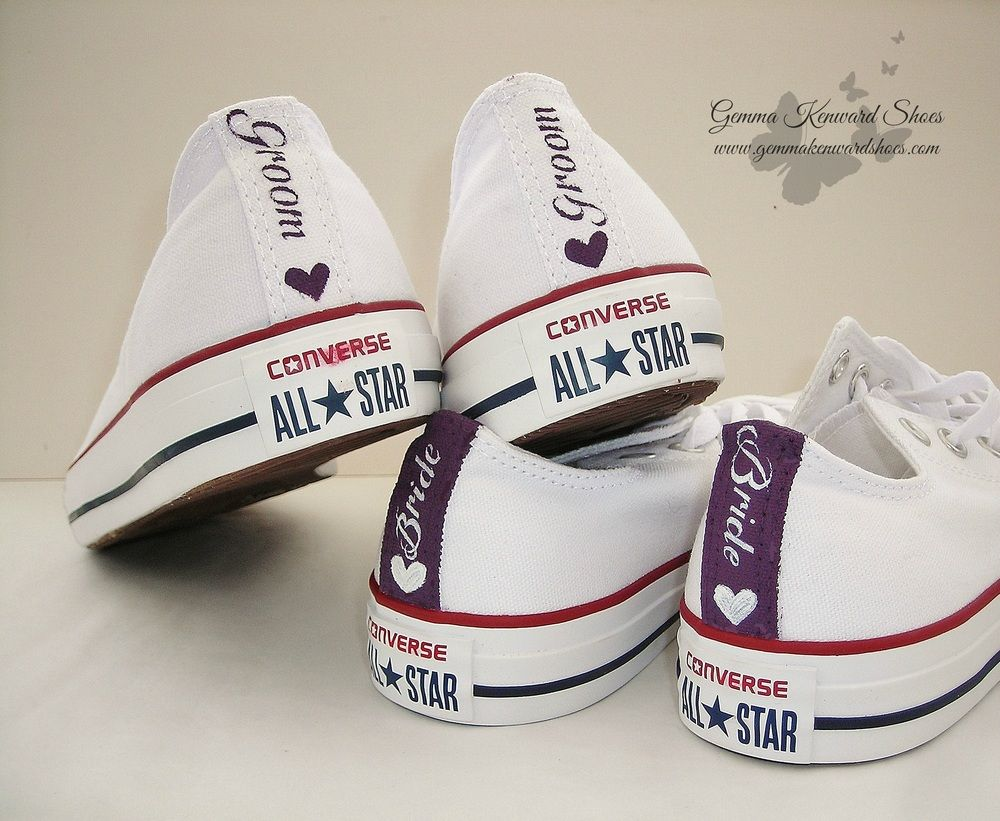 converse shoes for wedding