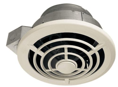 Broan Nutone 8210 Ceiling Mount Utility Fan With Vertical Discharge Bathroom Exhaust Fan Exhaust Fan Bathroom Exhaust