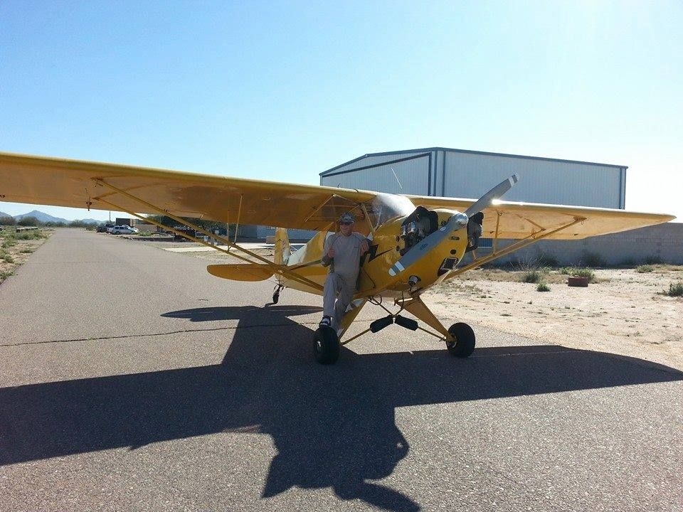 "Desert Rat Aviation ""Specials Summer Inspections"" EAA"