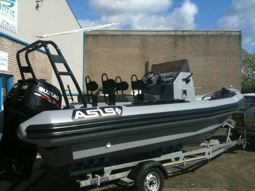 Brand New ASIS 6 5mtr Rib   RIB Boat and Engine Sales