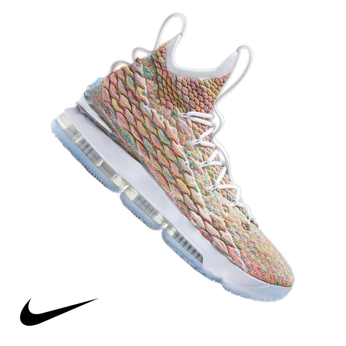 separation shoes f57b0 bde7b Nike LeBron 15