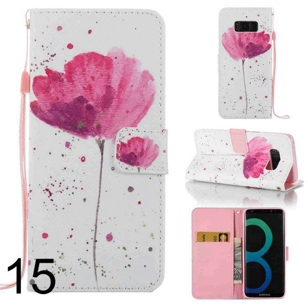 Etui cuir support Samsung Galaxy S8,discount housse de protection pour Samsung Galaxy S8 coloré etui_sam1017S8
