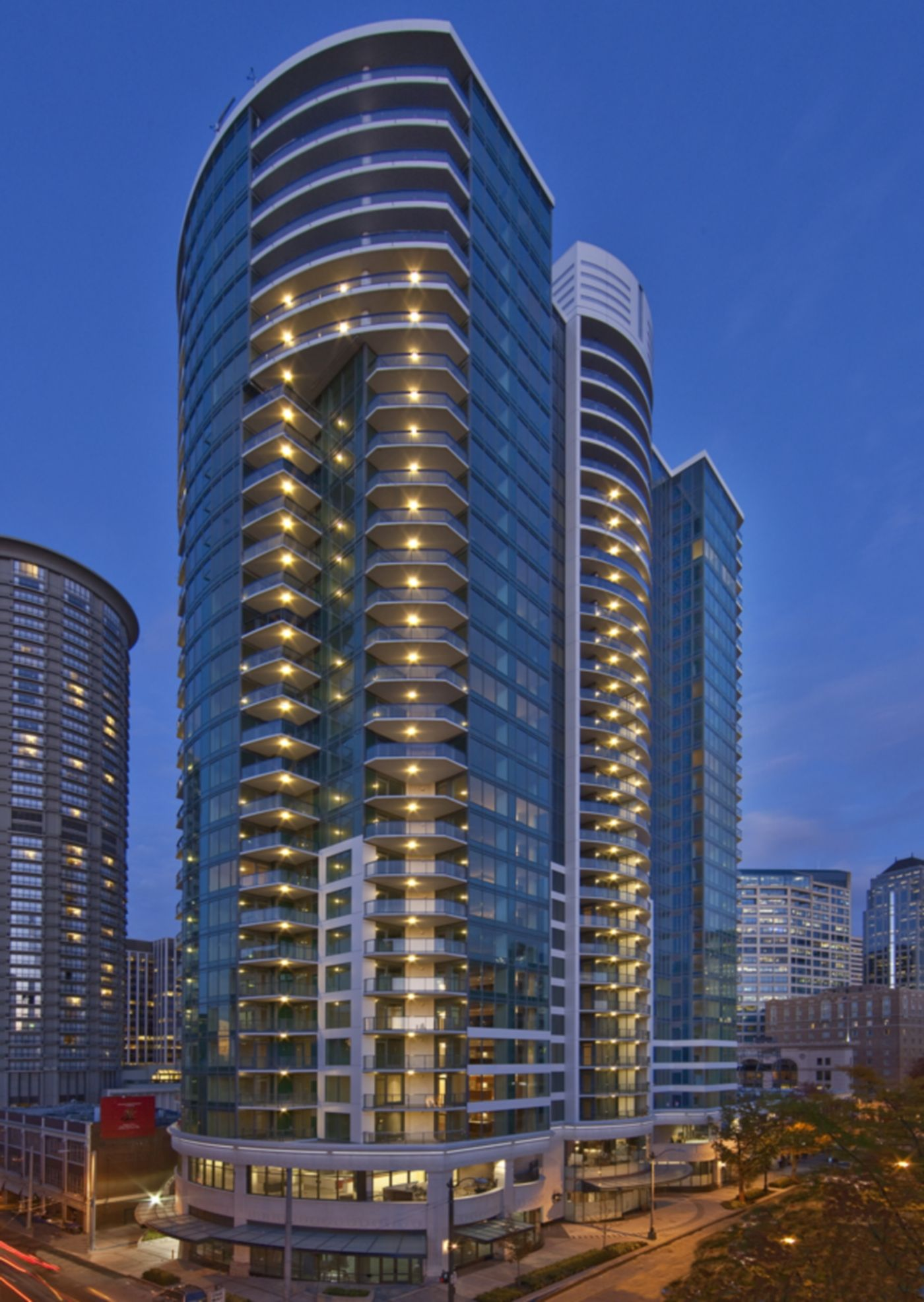 Escala Seattle Washington Fifty Shades