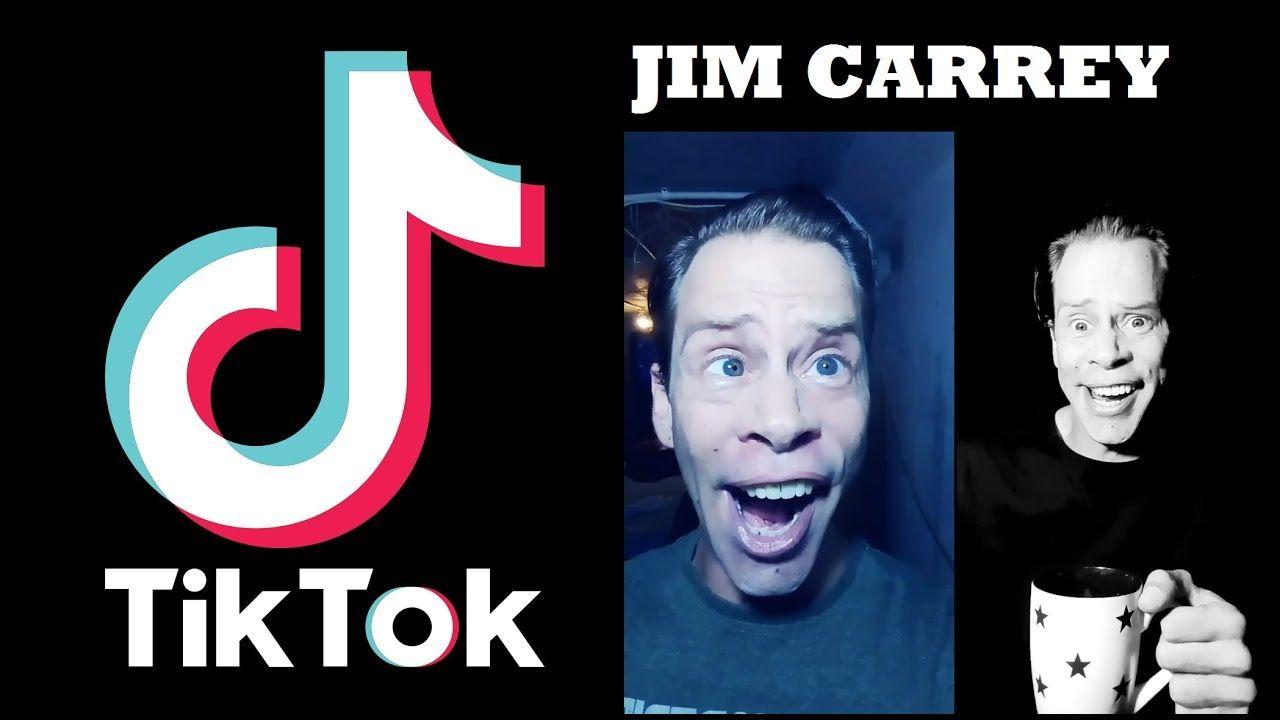 Jim Carrey Going Viral On Tiktok Jim Carrey