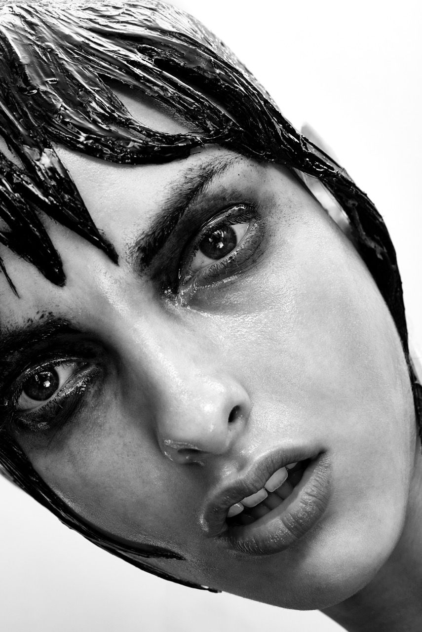 huile to live: clarice silva vitkauskas by arved colvin-smith for volt cafe! | visual optimism; fashion editorials, shows, campaigns & more!