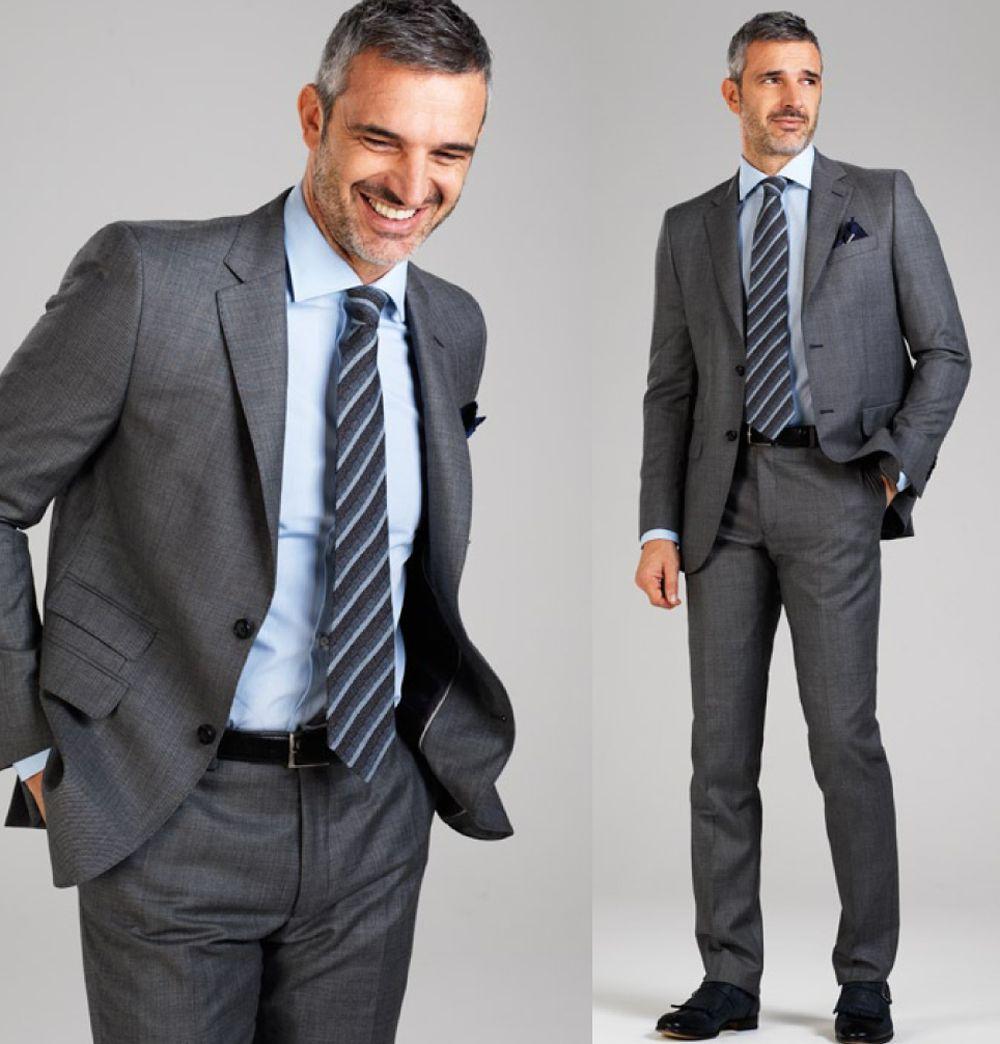 Abito Matrimonio Uomo Grigio : Abito uomo grigio abiti ufficio pinterest