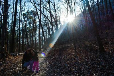 Cherokee Trail At Stone Mountain Park Georgia #hiking #Georgia #Parks #Kid…