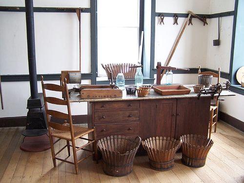 Noble Design Shaker style Shaker furniture and Shaker kitchen
