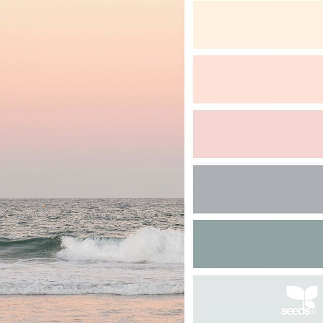 today's inspiration image for { color escape } is by @thedreamlife_design ... thank you, Ali, for sharing your breathtaking photo in #SeedsColor !