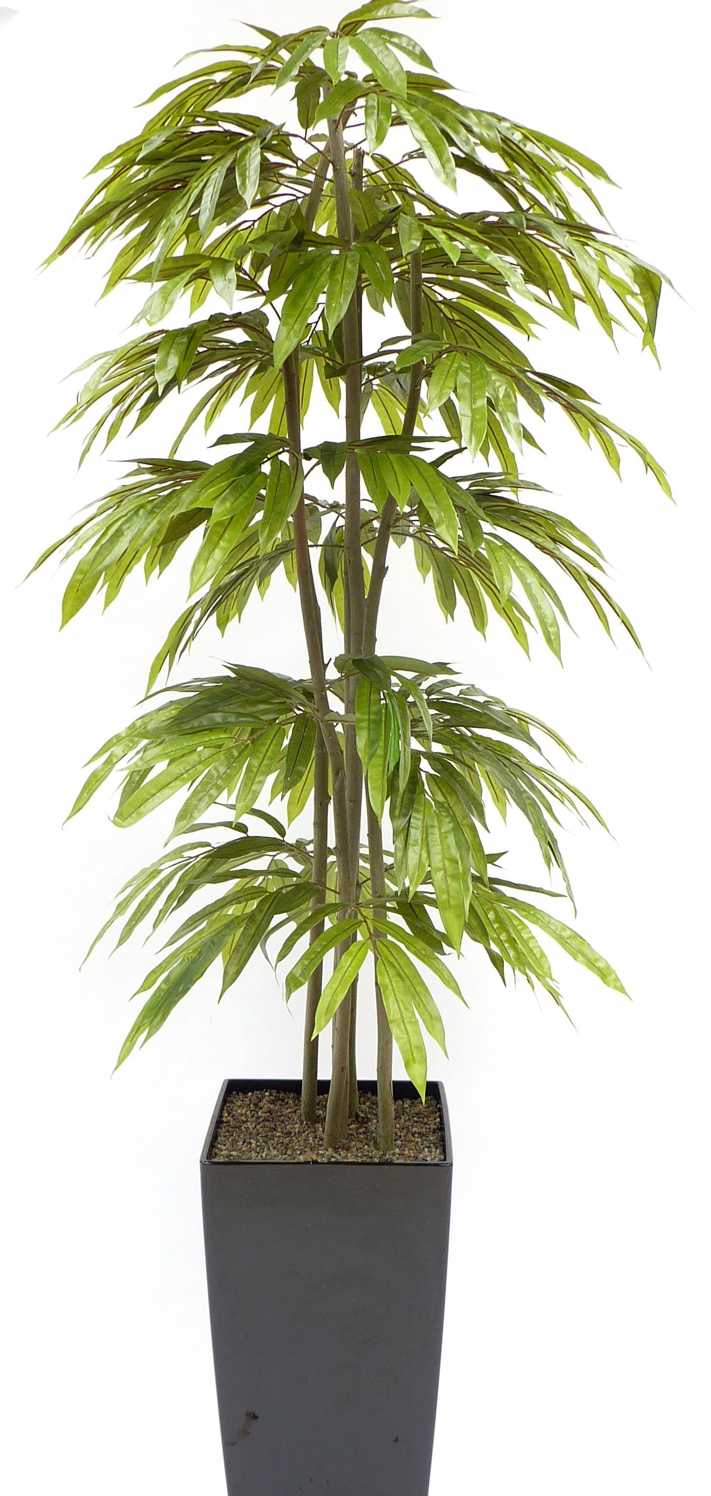 Artificial Slim Mango Tree Small Artificial Plants