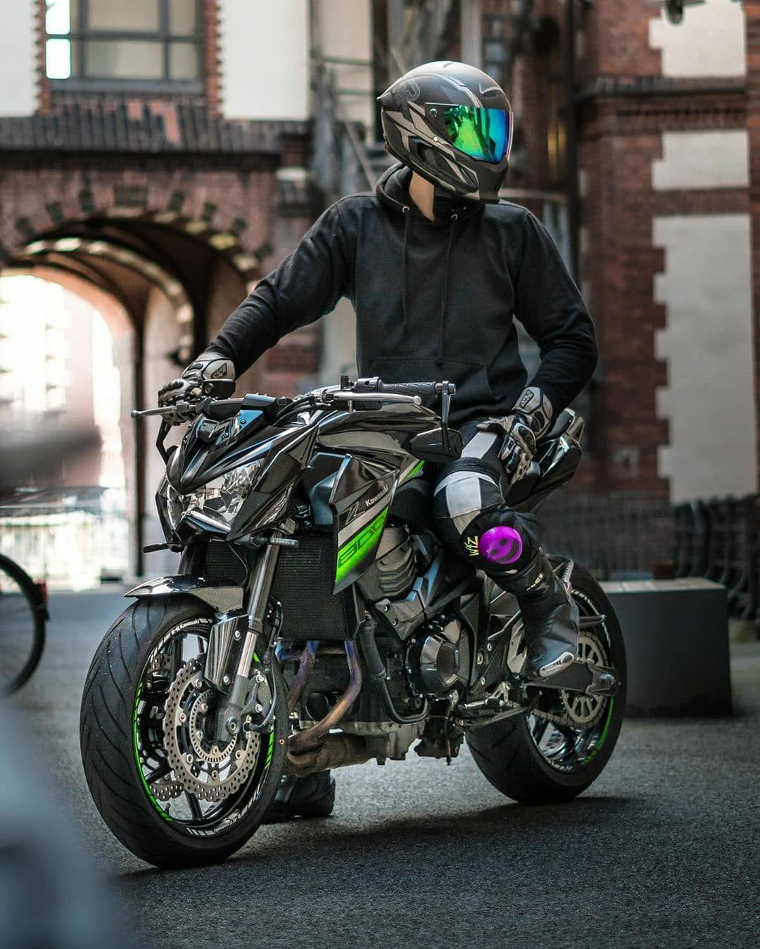 Обои Kawasaki, Мотоцикл, z800. Мотоциклы foto 8