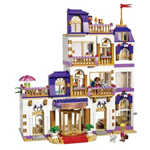 LEGO® Friends Heartlake Grand Hotel 41101 | Stuff to Buy ...