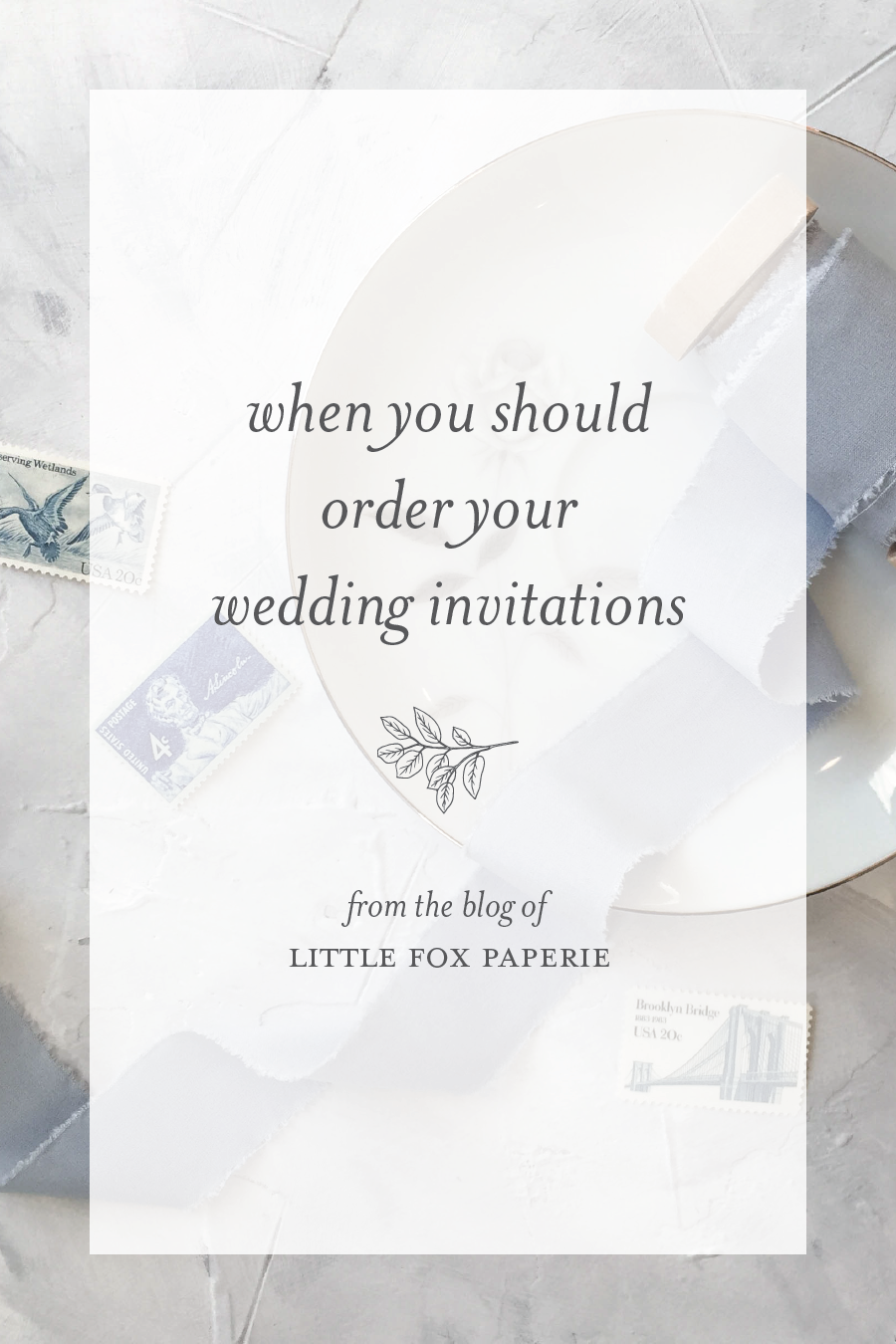 It Can Be Confusing To Know When Order Your Wedding Invitations So I Have Created A Timeline Help You Out Custom By Little Fox