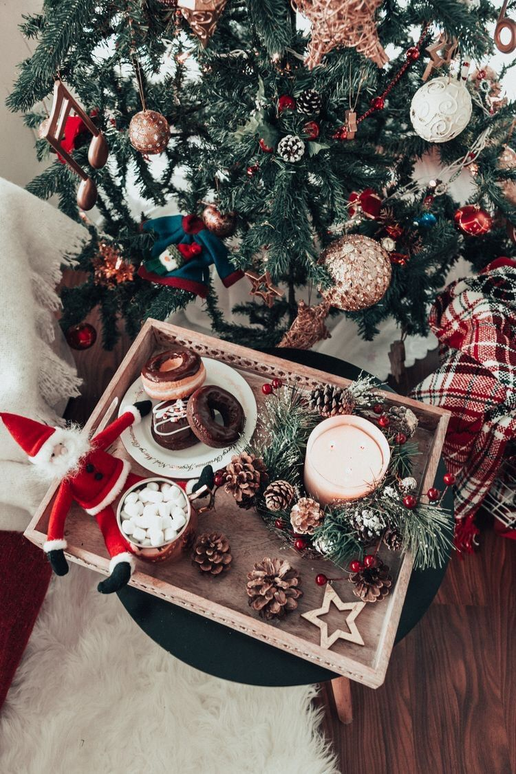 Christmas aesthetic  shared by Maryam Ali on We He