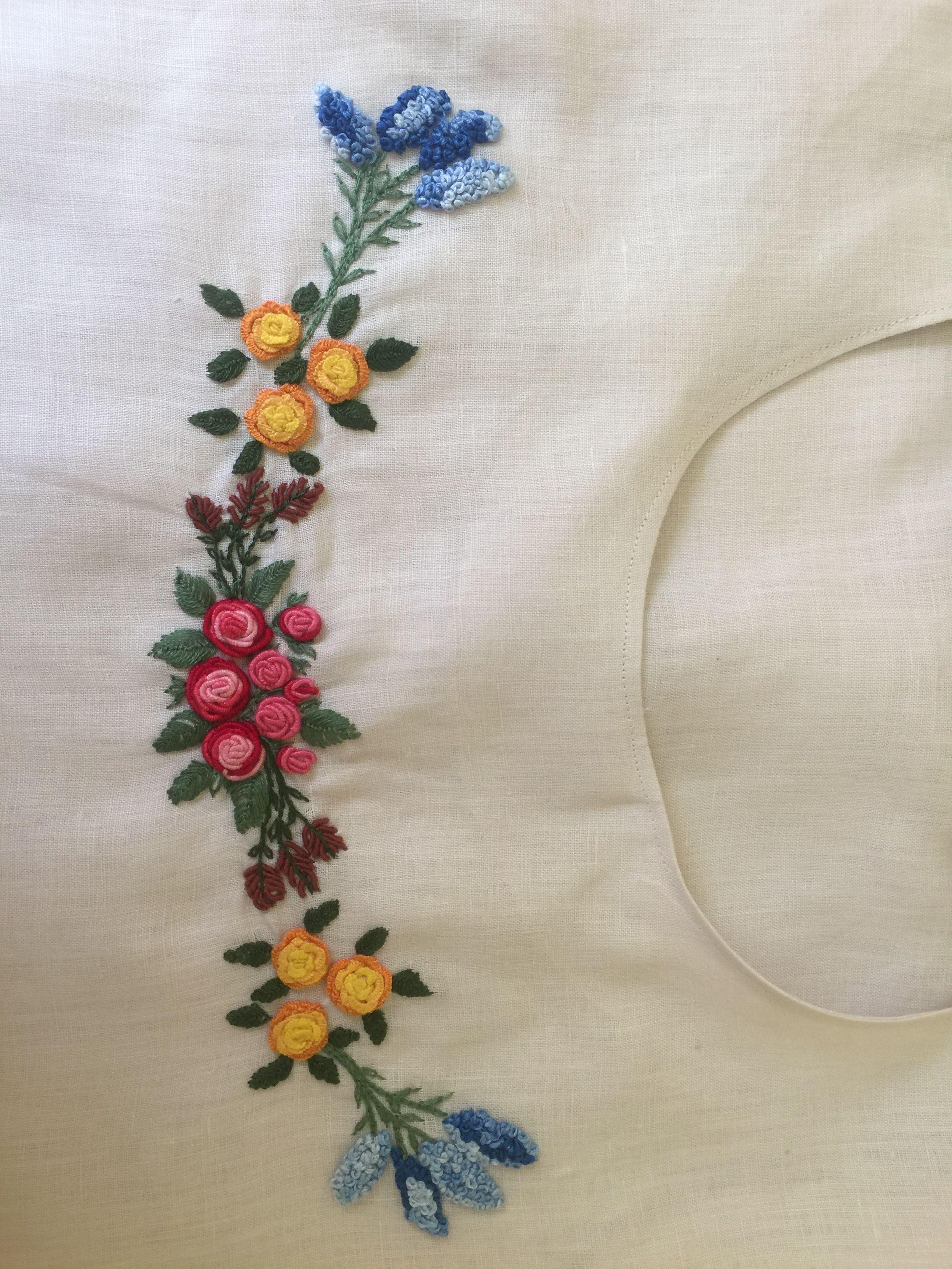 Pin de Cecilia Zabala en bordado | Pinterest | Embroidery ...