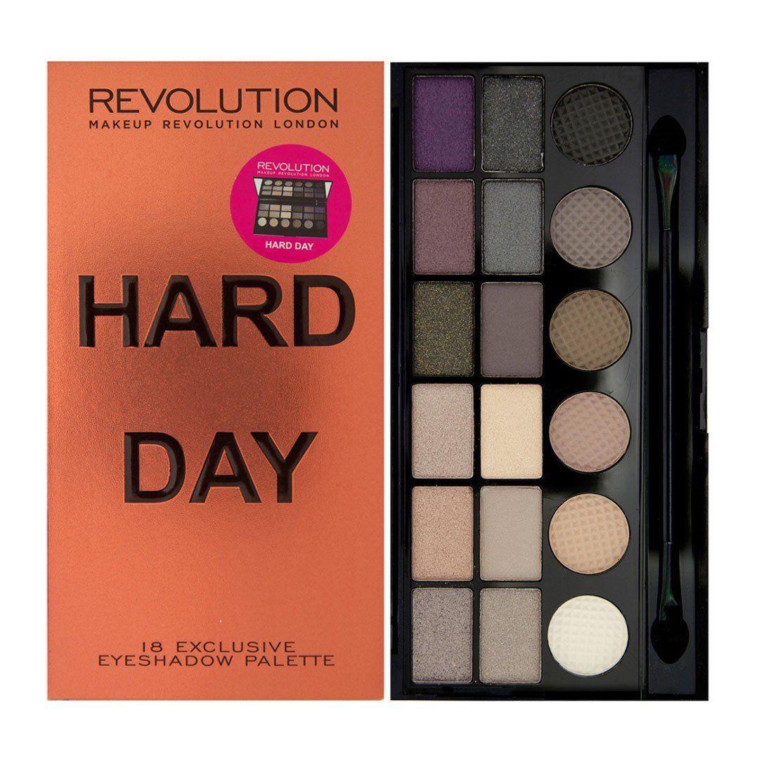 Salvation Palette Hard Day Makeup revolution, Makeup