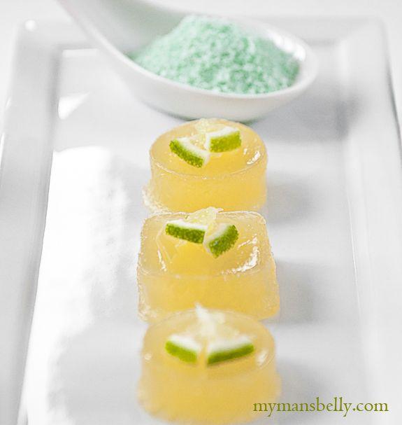 Tequila+Lime+Salt+–+Margarita+Jello+Shots+