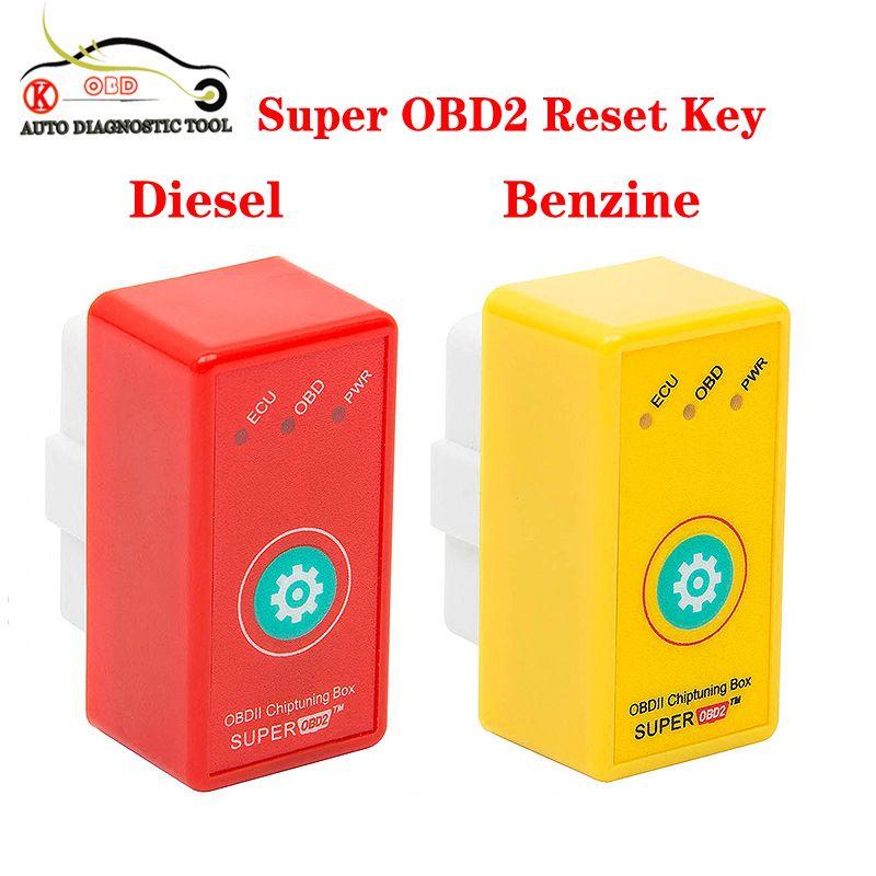 Super OBD2 ECU Chiptuning Box Reset Key Car Super OBD ECU