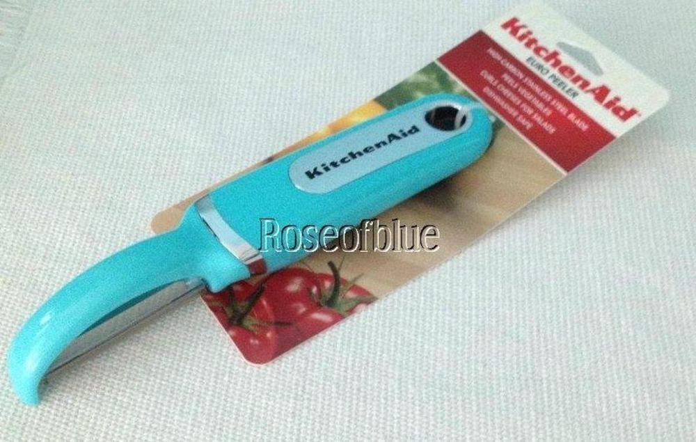 Kitchenaid Euro Peeler Blue Turquoise Kitchenaid Turquoise