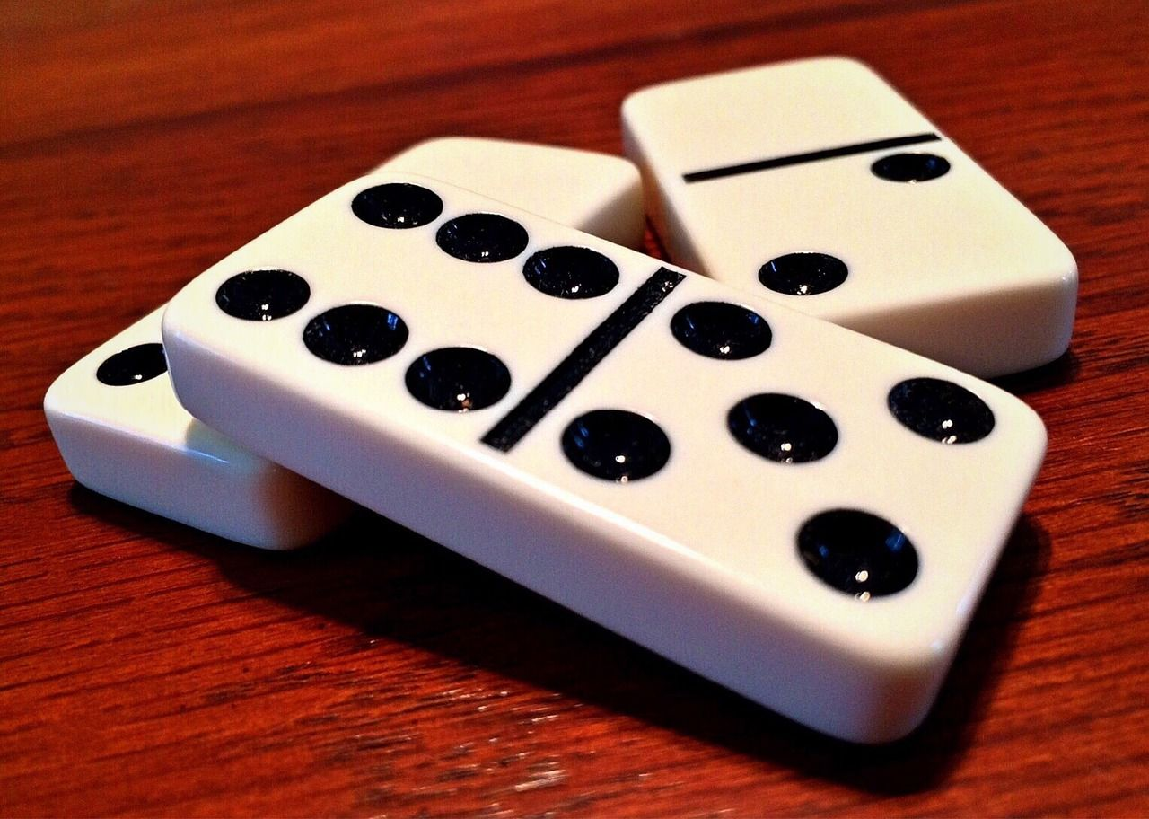 Guide To Gameschooling Learning Through Play Domino Games How To Play Dominoes Domino