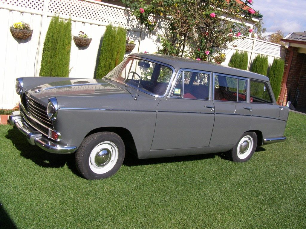 1961 MORRIS OXFORD TRAVELLER for sale | Trade Unique Cars, Australia ...