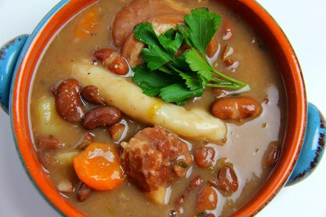 caribbean red peas soup in 2019  jamaican soup stew