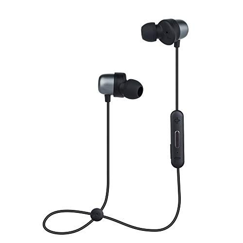 5ab013afe03 Bluetooth Headphones, Wireless Magnetic Earbuds Sports Sweatproof Earphones  Stereo Noise Cancelling Gym Workout Running Topsion