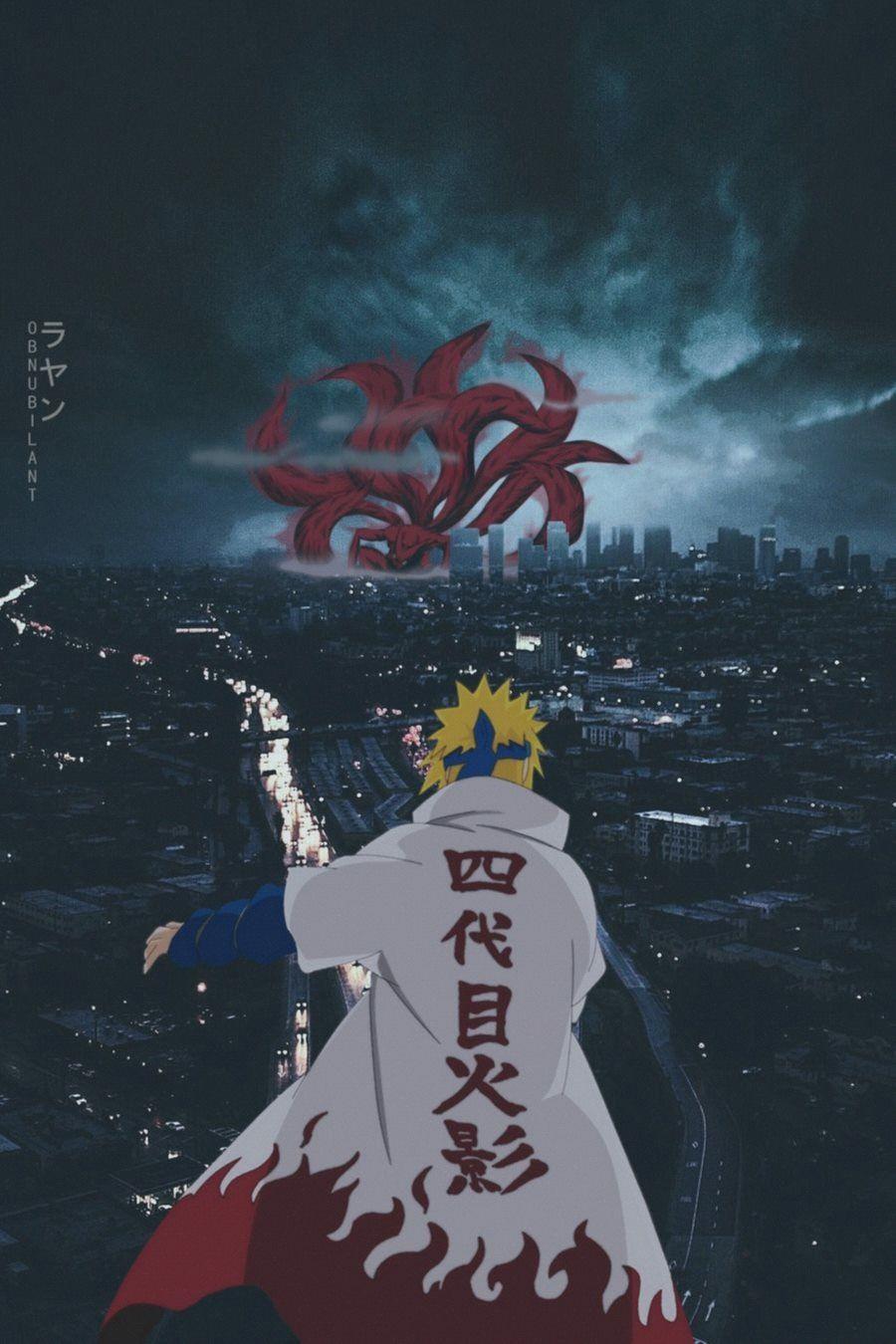 Yondaime Hokage Naruto Pinterest Naruto Naruto Uzumaki And